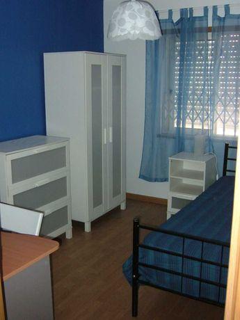 Arrendo quarto a estudante Monte da Caparica