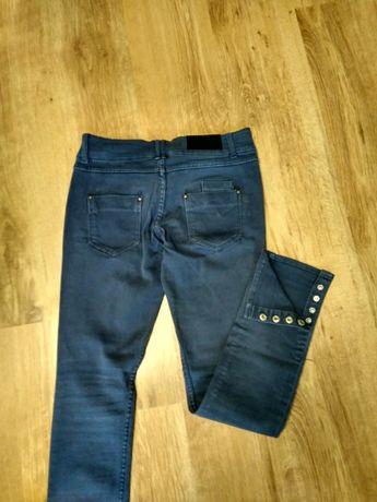 sprzedam spodnie damskie dżinsy Reserve, roz.S, W 27, L 32