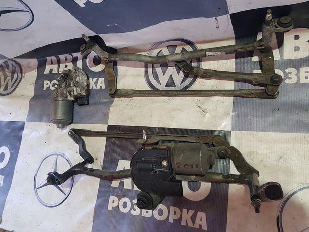 Трапеция дворников моторчик VW Caddy 2004-2012р.