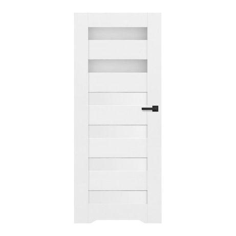 Drzwi NOWE białe łazienkowe 60 i 70 cm 2 sztuki!