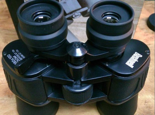 Бинокль Bushnell Powerview Zoom 10x 20 х 50 монокуляр