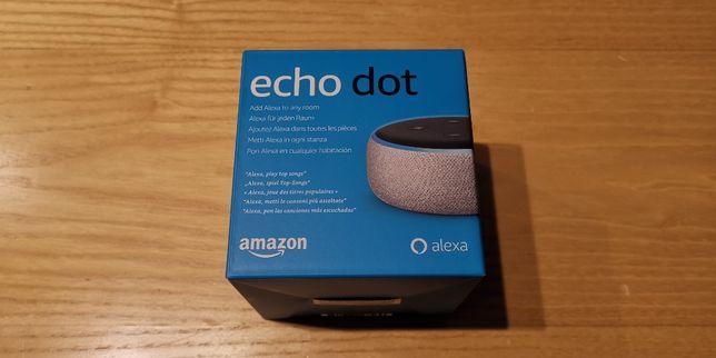 Inteligentny Głośnik Amazon Echo Dot 3 gen. Alexa