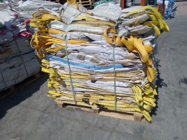 WOrki Big Bag Używane oraz Nowe w Niskich Cenach Dobra Jakość Hurt