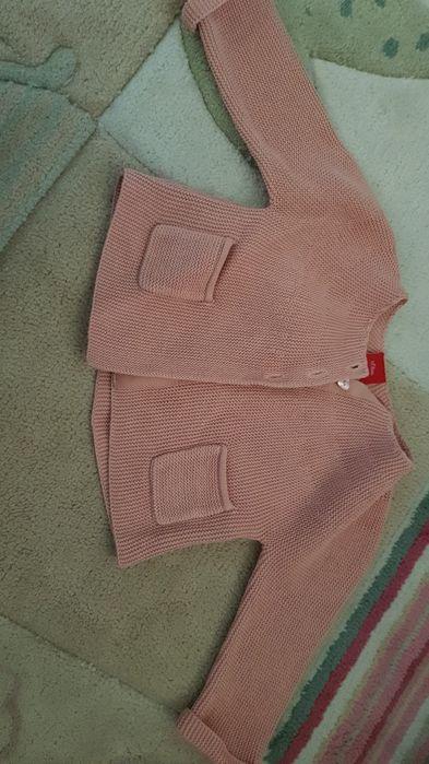 Sweterek dziewczęcy 68 Poleszyn - image 1