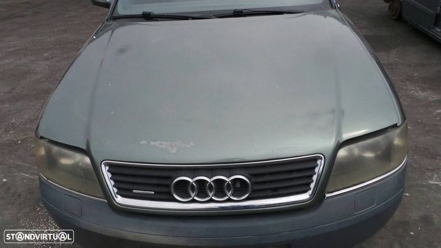 Capot Audi Allroad (4Bh, C5)
