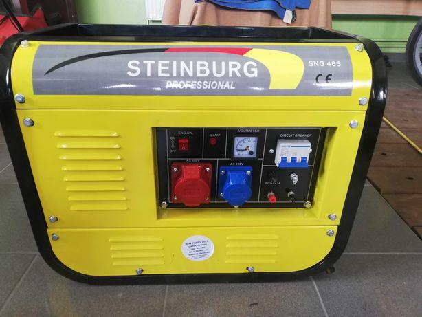 Agregat prądotwórczy Steinburg