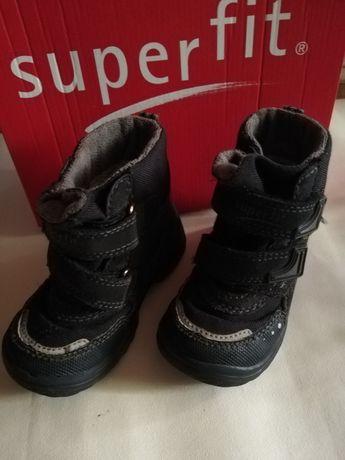 Ботинки детские осень-зима SUPERFIT