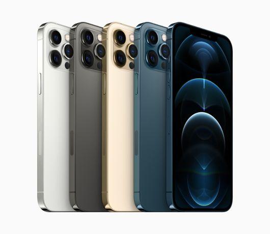 IPHONE 12 PRO MAX 256 GB Blue/Silver Manufaktura Telakces.com 5299 zł