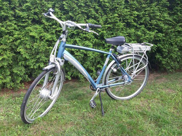 Rower elektryczny Ebike wyprzedaż domowa