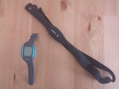 Zegarek sportowy Geonaute decathlon pulsometr tętno