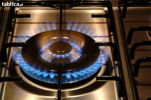 Podłączanie Instalacja Montaż kuchenek i płyt gazowych,uprawnienia gaz