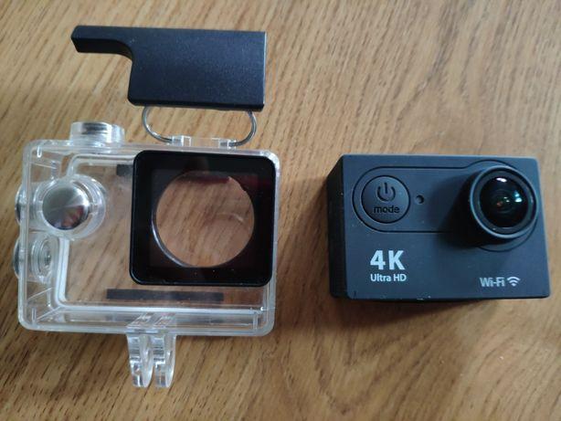 Kamera sportowa eken h8 pełen zestaw bateria x2