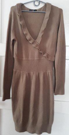 Sukienka kaszmirowa Louise Orop