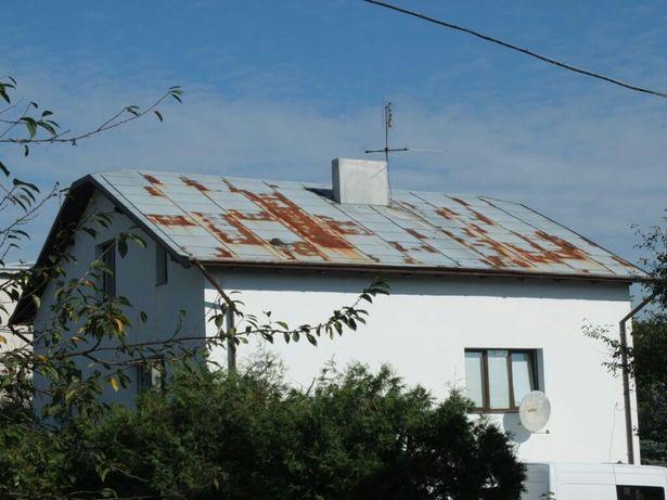 Фарбуєм дахи та інші поверхні