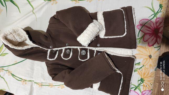 Курточка мєховушка