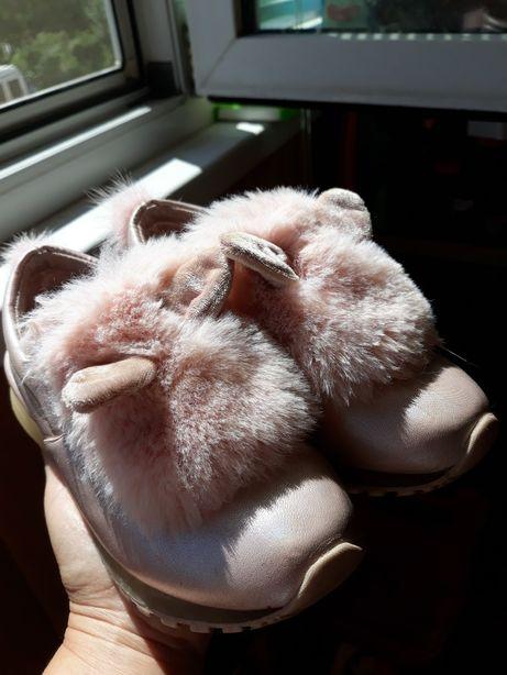 Туфли-зайцы