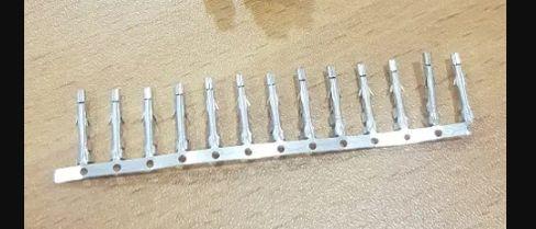 коннектор металический для PCI E разъема 1000шт