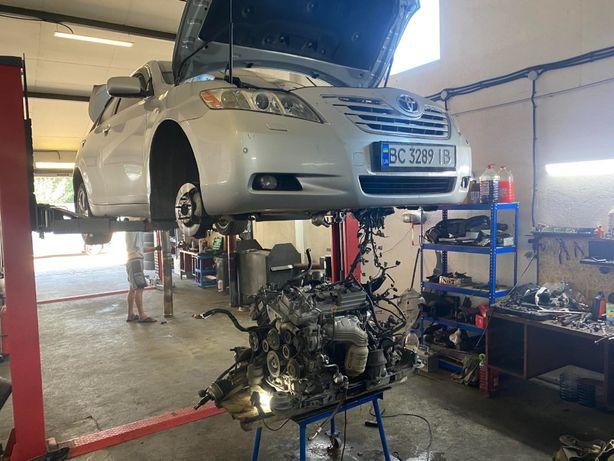 Капітальний ремонт двигуна, двигунів, ремонт двигателя, ДВС