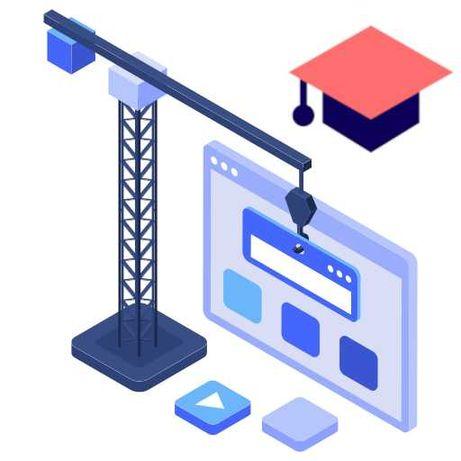 Навчання веб-розробці (фронтенд) (створенню сайтів)