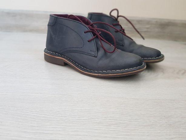NEXT skórzane buty roz 30, długość 20 cm