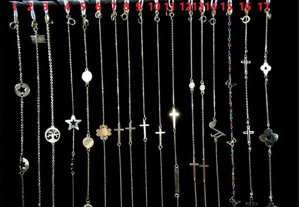 Celebrytka Złota bransoletka 585 różne rodzaje od 141zł Lombard 66
