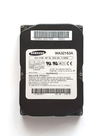 """Dysk twardy Samsung Winner 3A 2,1 GB PATA (IDE/ATA) 3,5"""" - używany"""
