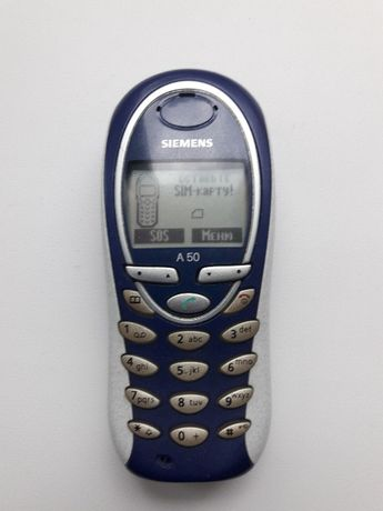Телефон Сименс А-50