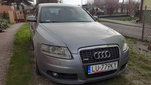 Audi A6 C6 2,7 TDI pakiet S line nagłośnienie BOSE