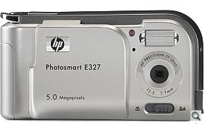 HP Photosmart E327 - Camara Digital 5.0MP