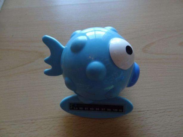 Termómetro de Banho Peixe azul marca Chicco