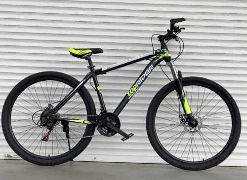 """Надежный горный велосипед """"TopRider-611"""" колеса """"29, рама """"19"""