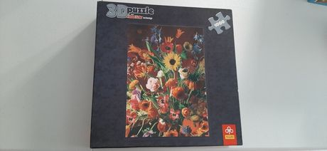 Puzzle 3D 1.000 peças