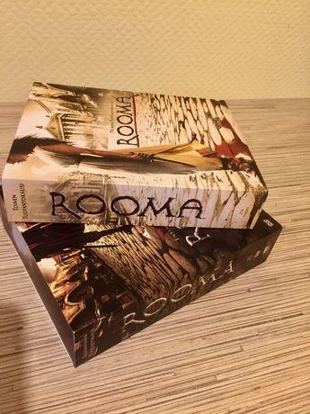 ROMA - Rzym kolekcjonerskie wydanie w oryginale Na prezent -gwiazdkowy