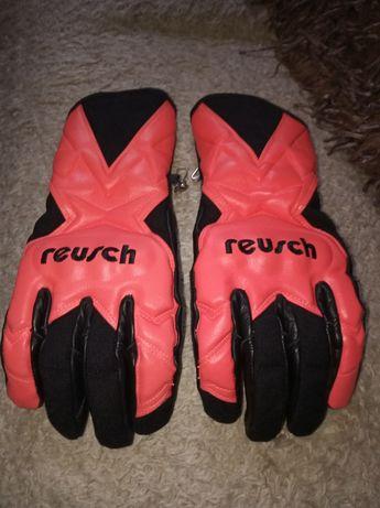 Rękawiczki rękawice narciarskie Reusch