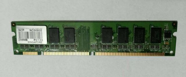 Модуль памяти SDRAM DIMM PC133 NCP 256Mb