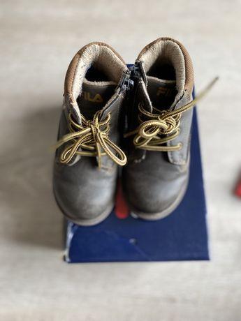 Buty dzieciece zimowe Fila