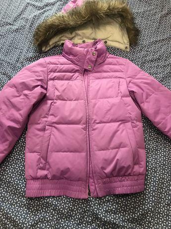 Зимняя куртка Columbia р. S