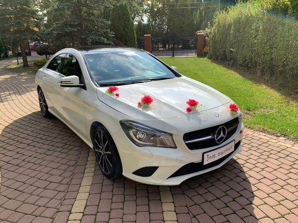 Auto do ślubu MERCEDES CLA 250