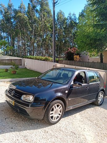 VW golf IV 1.4 gasolina