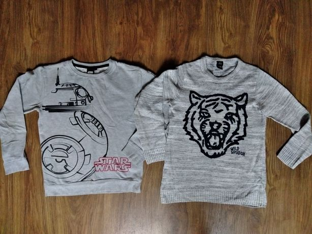 Bluzy i bluzki dla chłopca