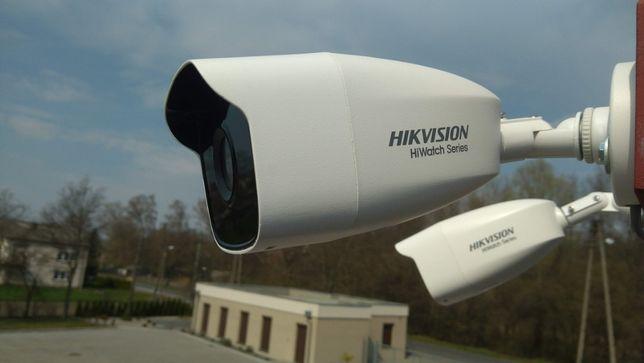Montaż anten, napędy bram, elektryk, monitoring oraz wideodomofon