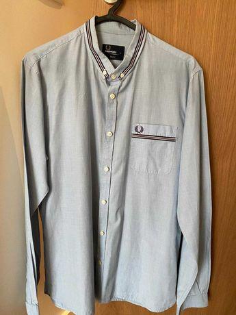 Camisa Homem - Tamanho L FRED PERRY