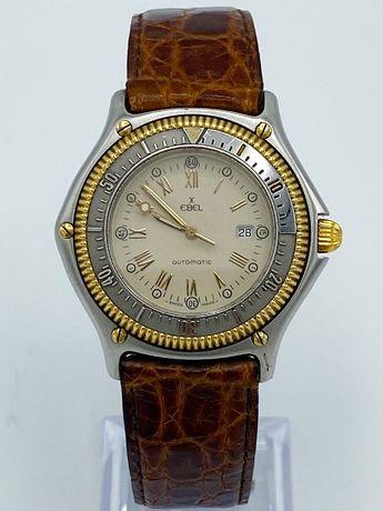 Relógio Ebel Discovery Aço e Ouro Automático