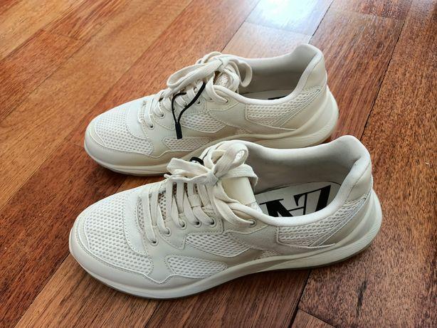 Buty Zara yezzy rozmiar 42 nowe adidas adidasy sneakersy