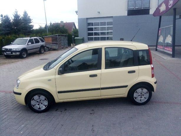 Fiat Panda 1,1 benzyna z Niemiec,bardzo ładny stan,1 właściciel,2009r
