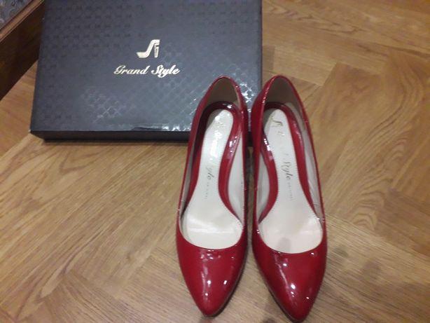 Туфли Grand Style кожа 37