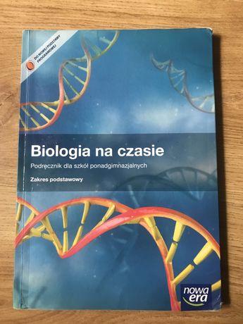 """""""Biologia na czasie"""" podręcznik"""