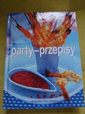 Książka Party-przepisy