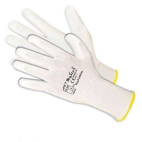 Rękawice robocze PU White 1,70 BRUTTO