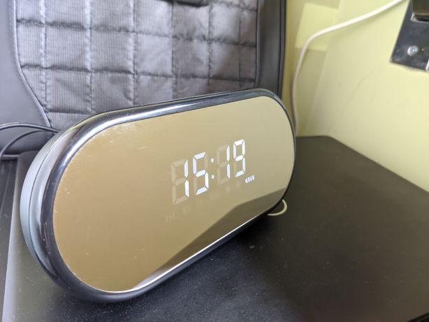 Coluna e Relógio Baseus Wireless Speaker E09